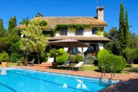 Villa de las Artes casa rural en Alpedrete (Madrid)