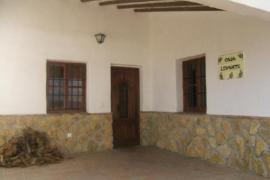 Casa Levante casa rural en Almachar (Málaga)