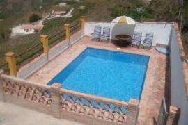 Casas Villazo casa rural en Almachar (Málaga)