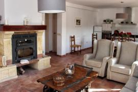 Casa Las Nieves casa rural en El Burgo (Málaga)