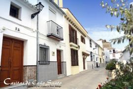 Casitas de Cañosanto casa rural en Cañete La Real (Málaga)