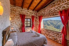 Complejo Rural El Mirador casa rural en Malaga (Málaga)