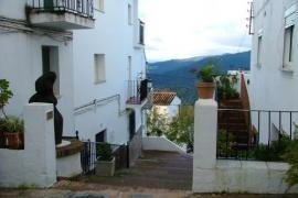Complejo Rural Jardines del Visir casa rural en Genalguacil (Málaga)
