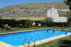 Cortijo El Puntal de Teba casa rural en Teba (Málaga)