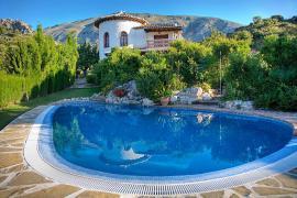 Finca Rocabella casa rural en Alora (Málaga)