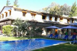 Hotel Hospedería Las Buitreras casa rural en Cortes De La Frontera (Málaga)