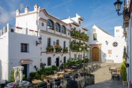 Hotel Posada La Plaza casa rural en Canillas De Albaida (Málaga)