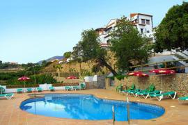 Hotel Rural Almazara casa rural en Frigiliana (Málaga)
