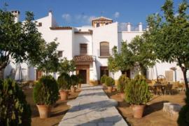 Hotel-Posada El Tempranillo casa rural en Alameda (Málaga)