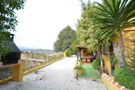 Cerro Calderero casa rural en Monda (Málaga)