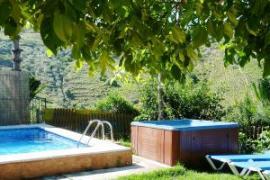 Venta Real casa rural en Competa (Málaga)