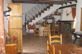 Villa el Terral casa rural en Riogordo (Málaga)