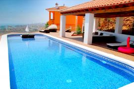 Villa Rincon del Mar casa rural en Rincon De La Victoria (Málaga)