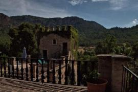Agroturismo Son Burguet casa rural en Puigpunyent (Mallorca)