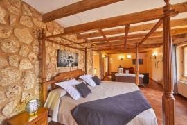 Es Quatre Cantons casa rural en Binissalem (Mallorca)