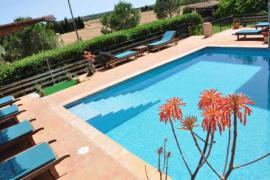 Finca Sant Blai (Agroturismo) casa rural en Campos (Mallorca)