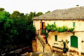Sa Casa Rotja casa rural en Sineu (Mallorca)