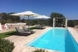 Agroturismo Turmadèn des Capità casa rural en Alaior (Menorca)