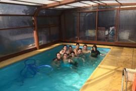 Nochebuena en Familia y con piscina climatizada