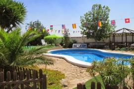 Casa de La Cuesta casa rural en Fuente Alamo (Murcia)