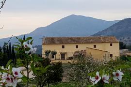 Casa Marsilla  casa rural en Lorca (Murcia)