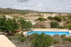 Casas La Constancia casa rural en Baños Y Mendigo (Murcia)