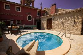 Casas Rurales de La Higuera, La Navela y Las Golondrinas casa rural en Blanca (Murcia)