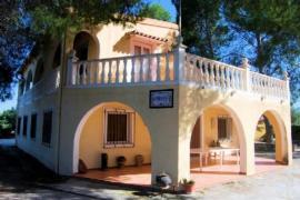 Cortijo Almizrán casa rural en Moratalla (Murcia)