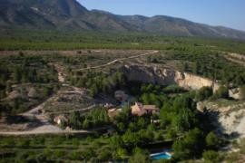 El Molino del Rio Argos casa rural en Caravaca De La Cruz (Murcia)