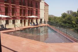 Hotel Jardines de la Santa casa rural en Totana (Murcia)