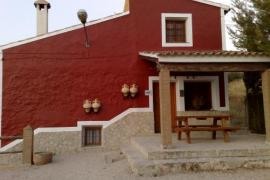 La Risca I y II casa rural en Moratalla (Murcia)