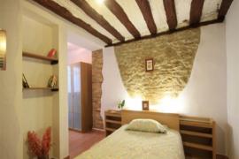 Apartamentos Zazpiate casa rural en Abarzuza (Navarra)