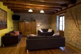 Arbaiun Etxea casa rural en Romanzado (Navarra)