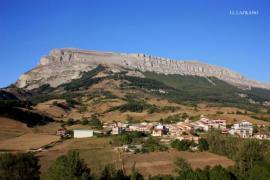 Axkardigein Etxea casa rural en Ergoiena (Navarra)