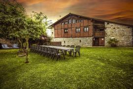 Casa Apezetxea casa rural en Larraun (Navarra)