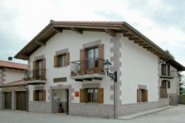 Casa Baleztenea casa rural en Lantz (Navarra)