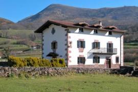 Casa Eguzkialde casa rural en Amaiur (Navarra)