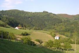 Casa Elizaldeko Borda casa rural en Etxalar (Navarra)