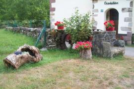 Casa Errotaldea casa rural en Narbarte (Navarra)