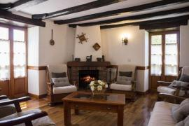 Casa Katton casa rural en Etxalar (Navarra)