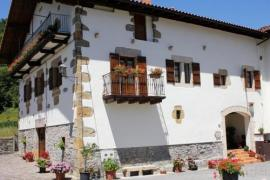 Casa Martikotenea I y II casa rural en Baztan (Navarra)