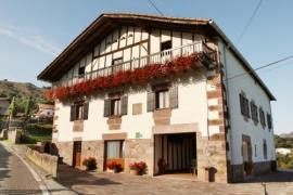 Casa Petisansenea I casa rural en Azpilcueta (Navarra)