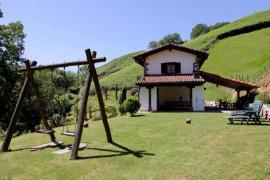Casa Rural Bordaberri casa rural en Etxalar (Navarra)