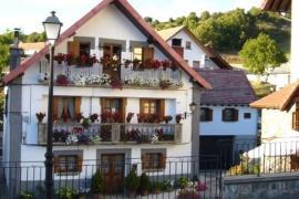 Casa Rural Iturralde casa rural en Jaurrieta (Navarra)