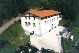 Caserío TxamoraBerri casa rural en Goizueta (Navarra)