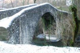 Erreka-Ondoa casa rural en Ituren (Navarra)