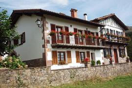 Goiz Argi casa rural en Amaiur (Navarra)