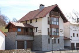 Hotel Rural Irati casa rural en Jaurrieta (Navarra)