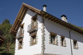 Ikuilu Ii casa rural en Ochagavia (Navarra)