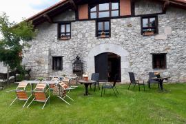 Iribesenea casa rural en Lekunberri (Navarra)